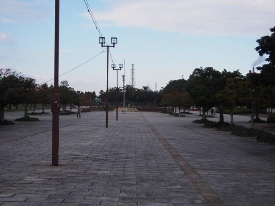 浜寺公園_中央通路