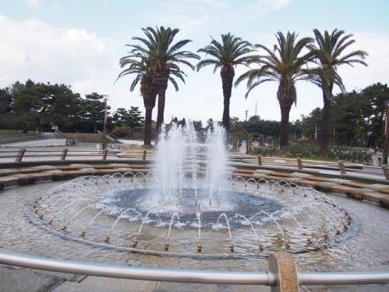 浜寺公園_の噴水