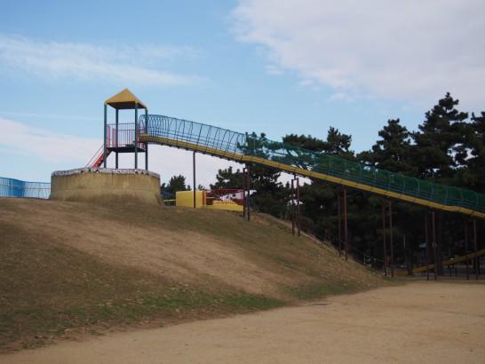 浜寺公園_大きな滑り台