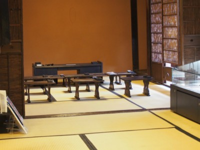 清学院の寺子屋風景
