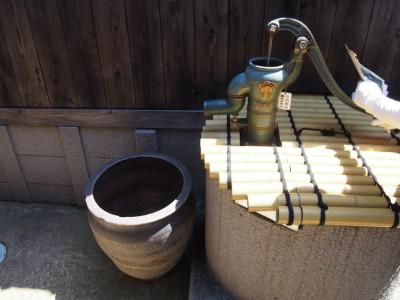 清学院の井戸