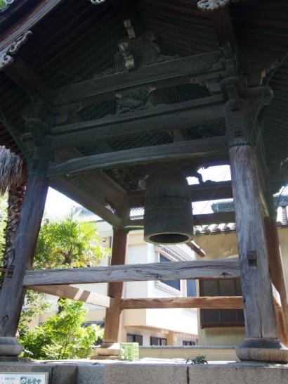 本願寺堺別院の鐘