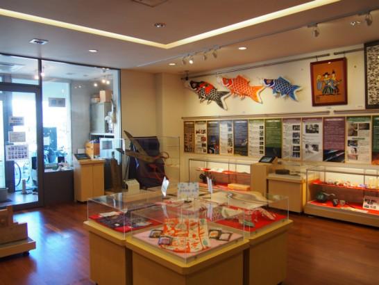 堺伝統産業会館の資料室